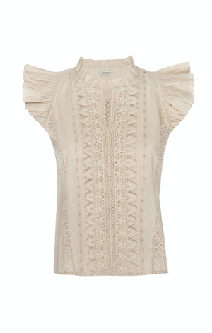ADA TOP, ROSEWATER by St. Roche - 1