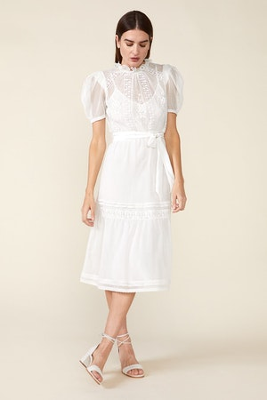 TOMI DRESS - IVORY by St. Roche - 6