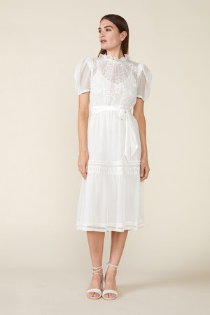 TOMI DRESS - IVORY by St. Roche - 1