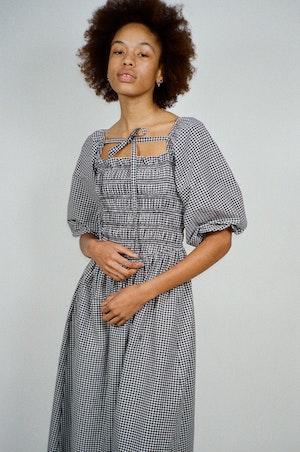 Beeper Dress by Sandy Liang - 4
