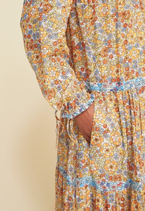 colonial dress by Warm - 4
