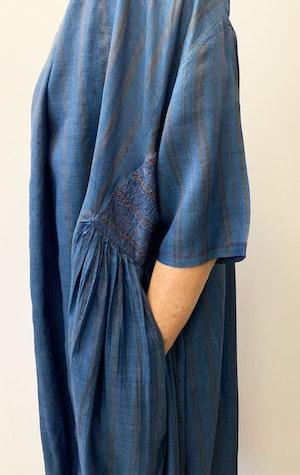 Mulberry Silk Dress by Maku by Two - 3
