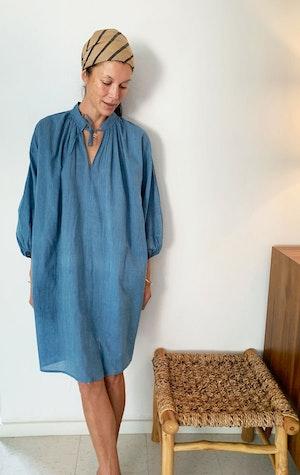 Chambray tunic dress by Two - 2