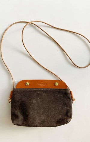 Round the world cross body mini bag by Two - 2