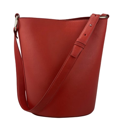 Bucket Bag Classic Red