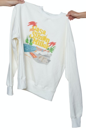 Rista Oversized Sweat in Casa by Simon Miller - 1