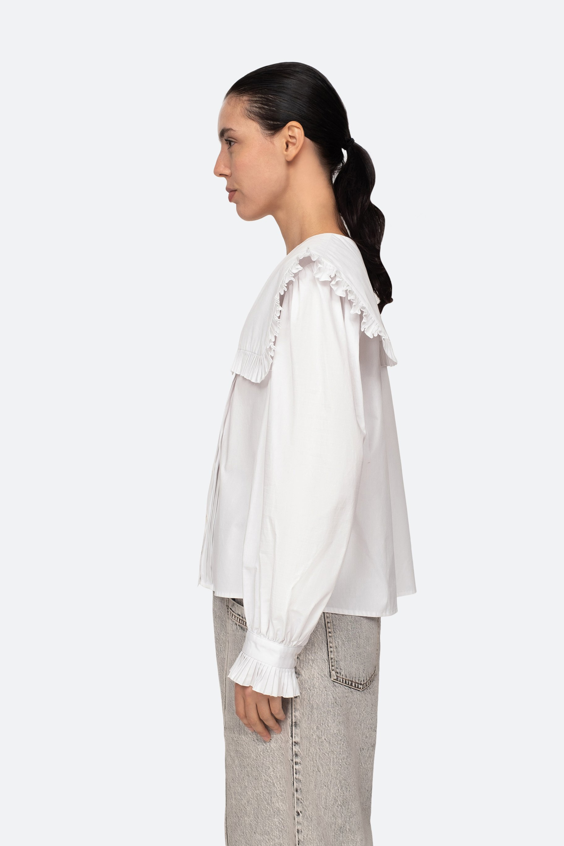 Charlie Blouse by Sea - 5