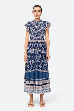 Brigitte Dress by Sea - 1