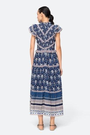 Brigitte Dress by Sea - 2