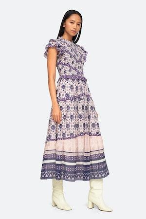 Brigitte Dress by Sea - 3