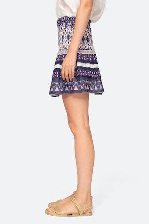 Brigitte Skirt by Sea - 3