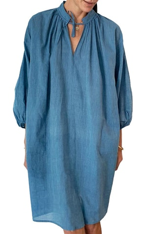 Chambray tunic dress by Two - 1