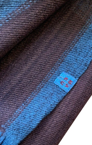 Thick Luxurious wool scarf by Two - 1