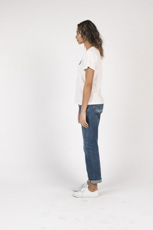 Jett T-Shirt ANTWT W/ BLU PARADIS by Trovata - 3