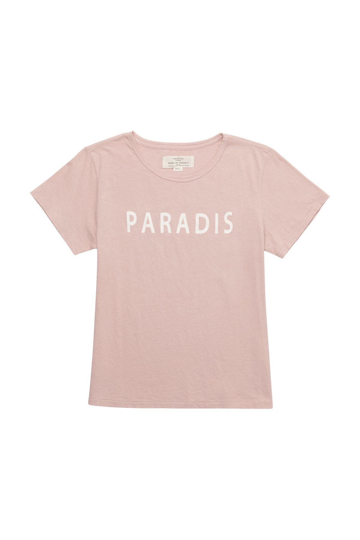 Jett T-shirt BLUSH PARADIS by Trovata - 1