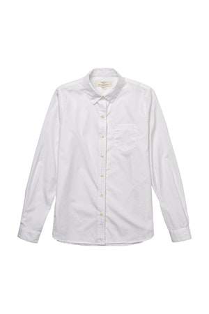 Grace classic shirt WHITE by Trovata - 1