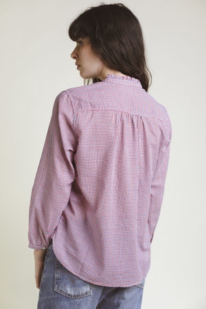 Helena Shirt RD/WHT/NVY MINI CK by Trovata - 3