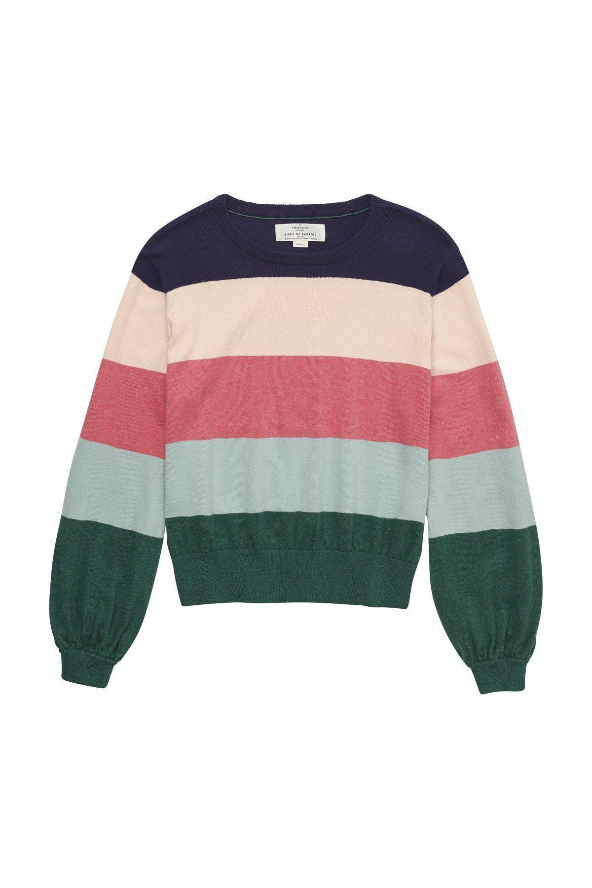 Stella sweater MULTI  STRIPE by Trovata - 1