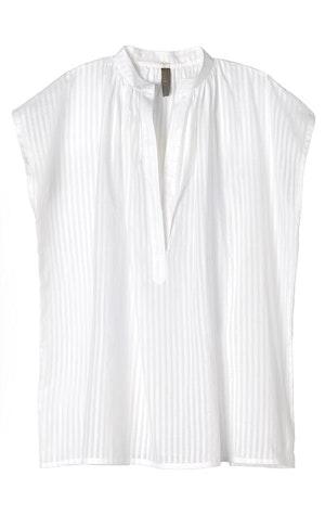 Khadi Stripe Shirt-our signature shirt by Two - 2