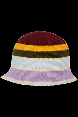 Castaway Crochet Bucket Hat by Zonarch - 1