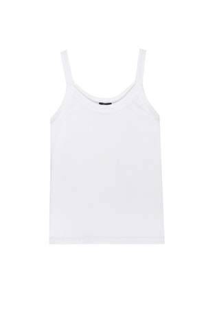 THE FITTED TANK - IVORY by Rails - 1