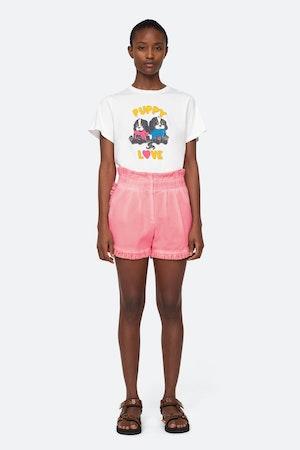 Ruffle Shorts by Sea - 2
