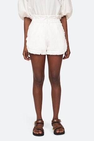 Ruffle Shorts by Sea - 1