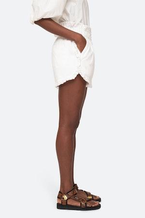 Ruffle Shorts by Sea - 4