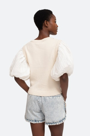 Gabriela Sweater by Sea - 2