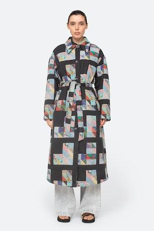 Tilia Coat by Sea - 2