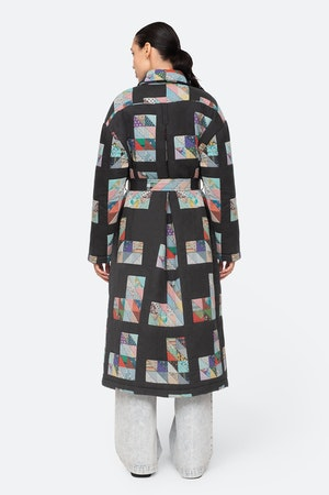 Tilia Coat by Sea - 3