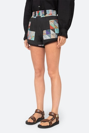 Tilia Shorts by Sea - 3