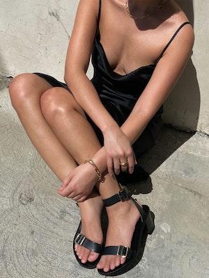 Carmen Terra Ankle strap heels by ATP Atelier - 6
