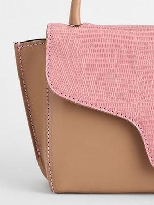 Montalcino Candy Pink Mini handbag by ATP Atelier - 4