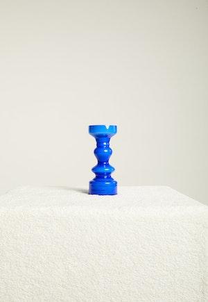 JAPANESE BLUE HOOP VASE by Simon Miller - 1