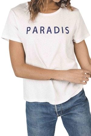 Jett T-Shirt ANTWT W/ BLU PARADIS by Trovata - 1