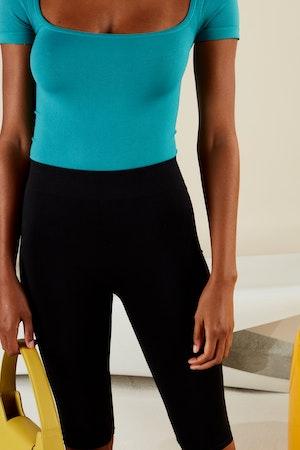 STRETCH Cori Legging in Black by Simon Miller - 5