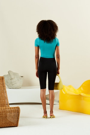 STRETCH Cori Legging in Black by Simon Miller - 3