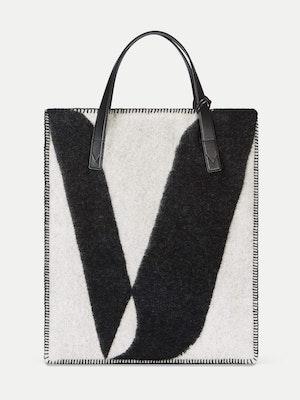 Blanket Tote Black by Vaara - 1