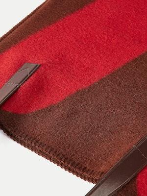 Blanket Tote Red by Vaara - 3