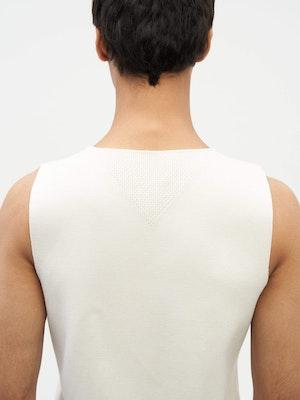Essential Knit Tank White by Vaara - 5