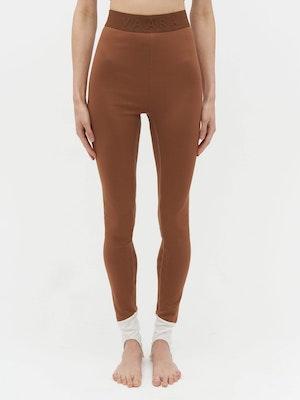 Everyday Legging Brown by Vaara - 1