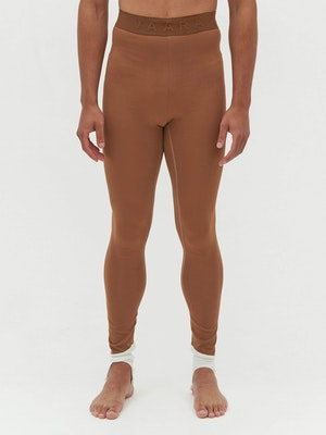 Everyday Legging Brown by Vaara - 5