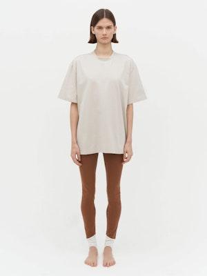Unisex Heavy Pocket T-Shirt Grey by Vaara - 1