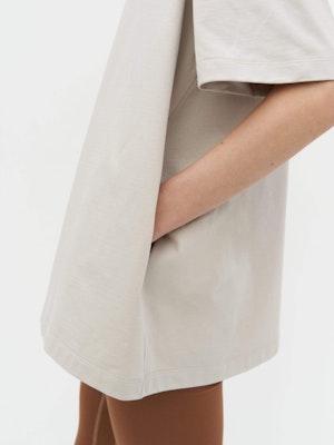 Unisex Heavy Pocket T-Shirt Grey by Vaara - 3