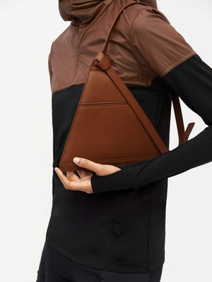 V-Pouch Brown by Vaara - 5