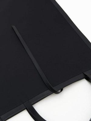 Frame Tote Nylon Black by Vaara - 3