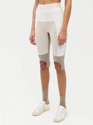 Patchwork Short Legging Grey by Vaara - 2