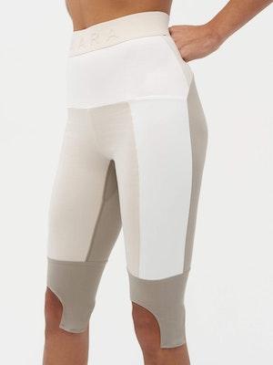 Patchwork Short Legging Grey by Vaara - 5