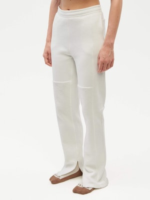 Reverse Patch Sweatpant White by Vaara - 3
